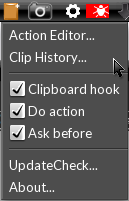 SmartClipboard Menu